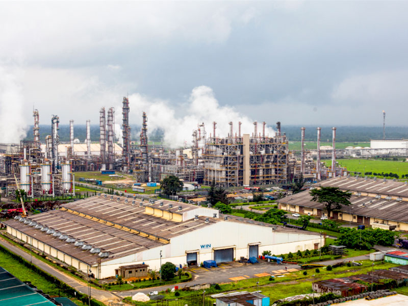 INDORAMA ELEME PETROCHEMICAL LIMITED
