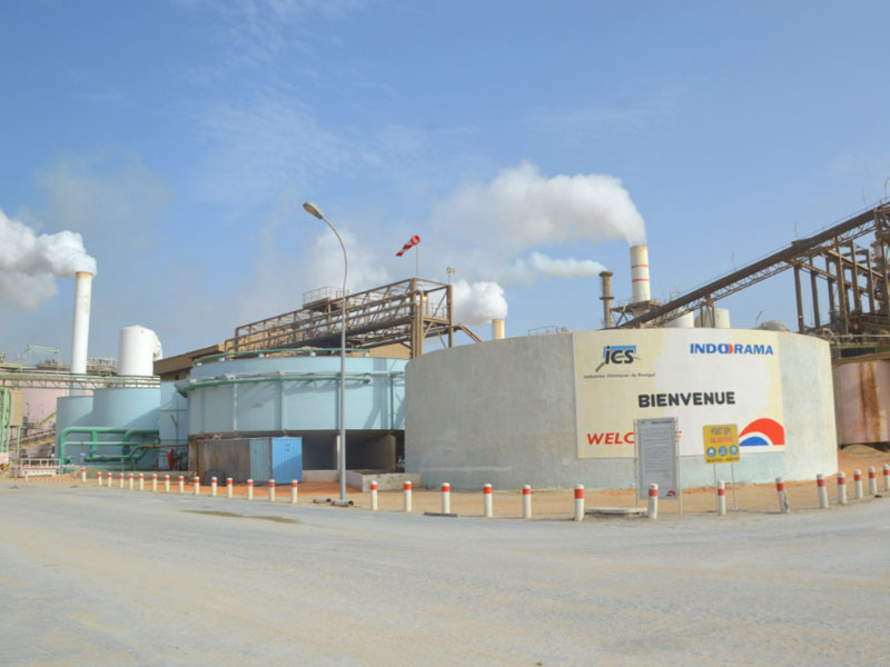 INDUSTRIES CHIMIQUESDU SENEGAL